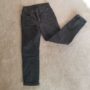 Harley Black denim